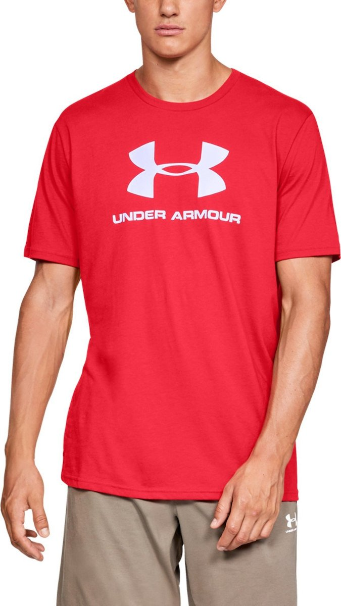 T-Shirt Under Armour UA SPORTSTYLE LOGO SS