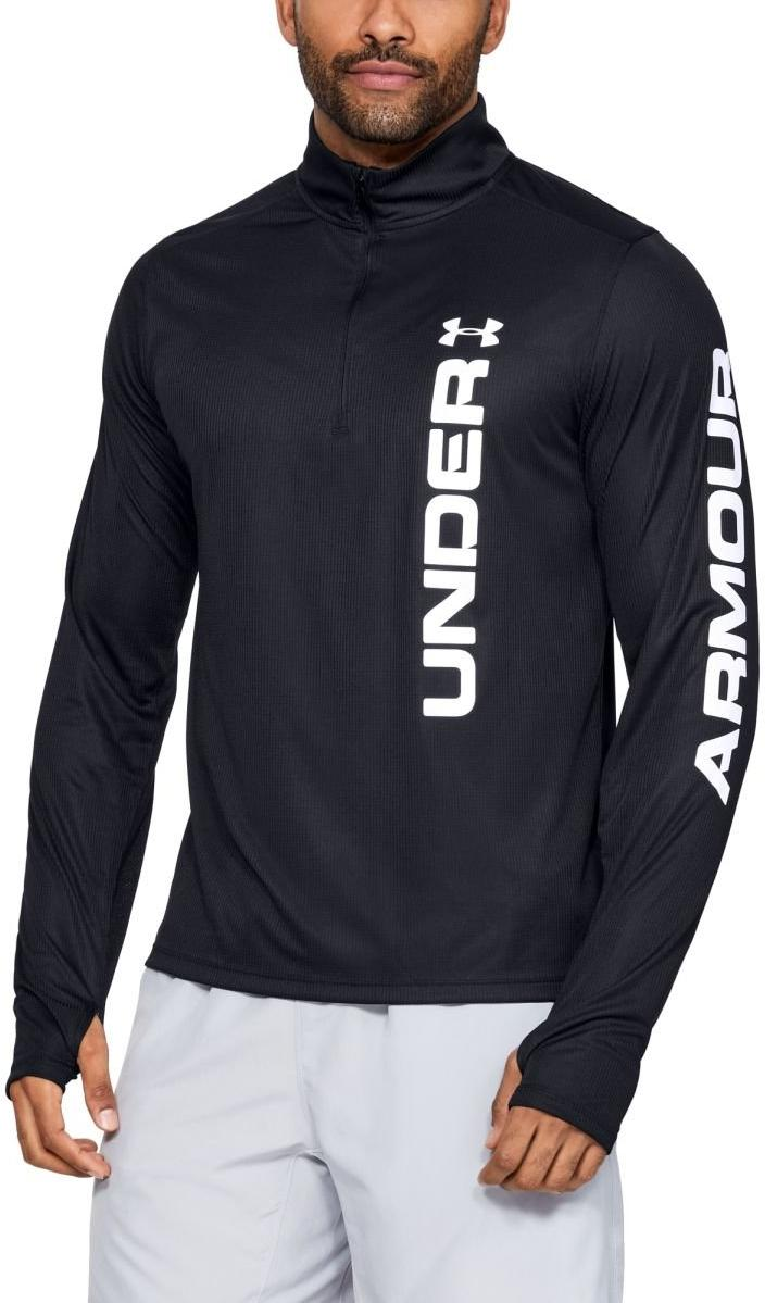 Langarm-T-Shirt Under Armour UA SPEED STRIDE SPLIT 1/4 ZIP