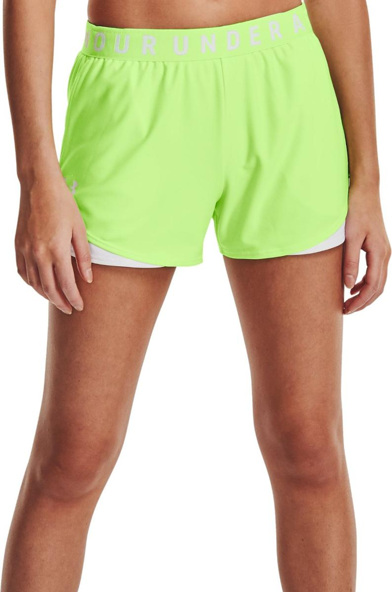 Shorts Under Armour Play Up Shorts 3.0-GRN