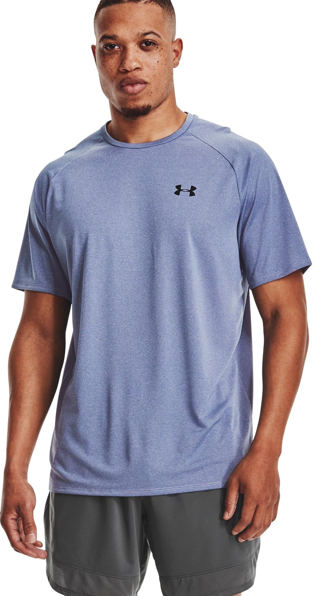 T-Shirt Under Armour UA Tech 2.0 SS Tee Novelty-BLU