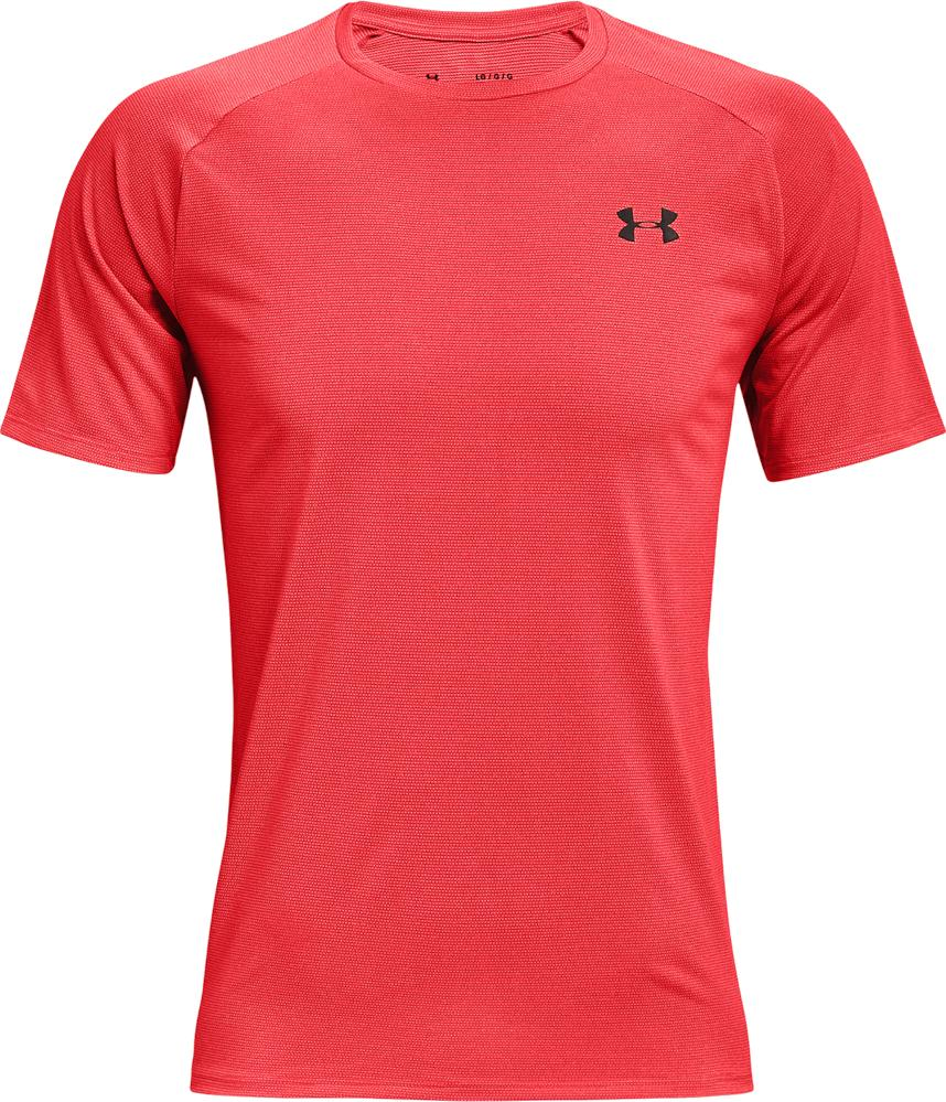 T-Shirt Under Armour UA Tech 2.0 SS Tee Novelty-RED
