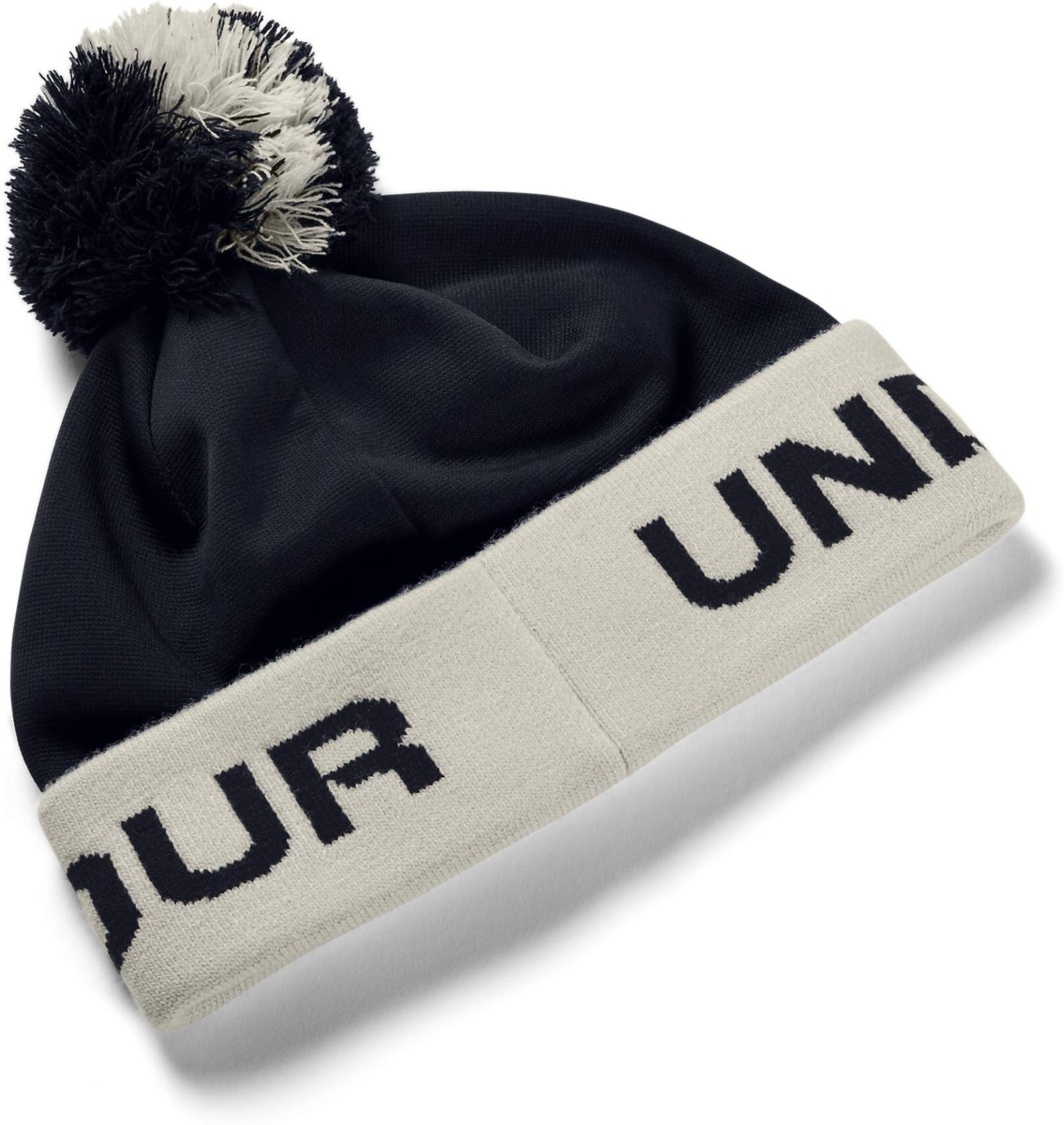 Kappen Under Armour Boy s Gametime Pom Beanie