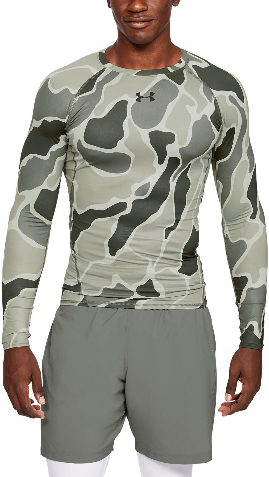 Kompressions-T-Shirt Under Armour UA HG ARMOUR LS NOV