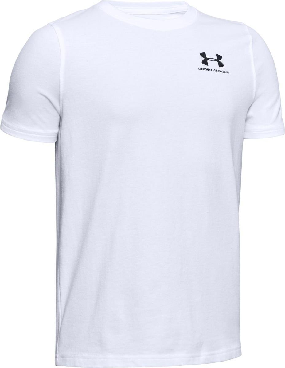 T-Shirt Under Armour UA Cotton SS Kids