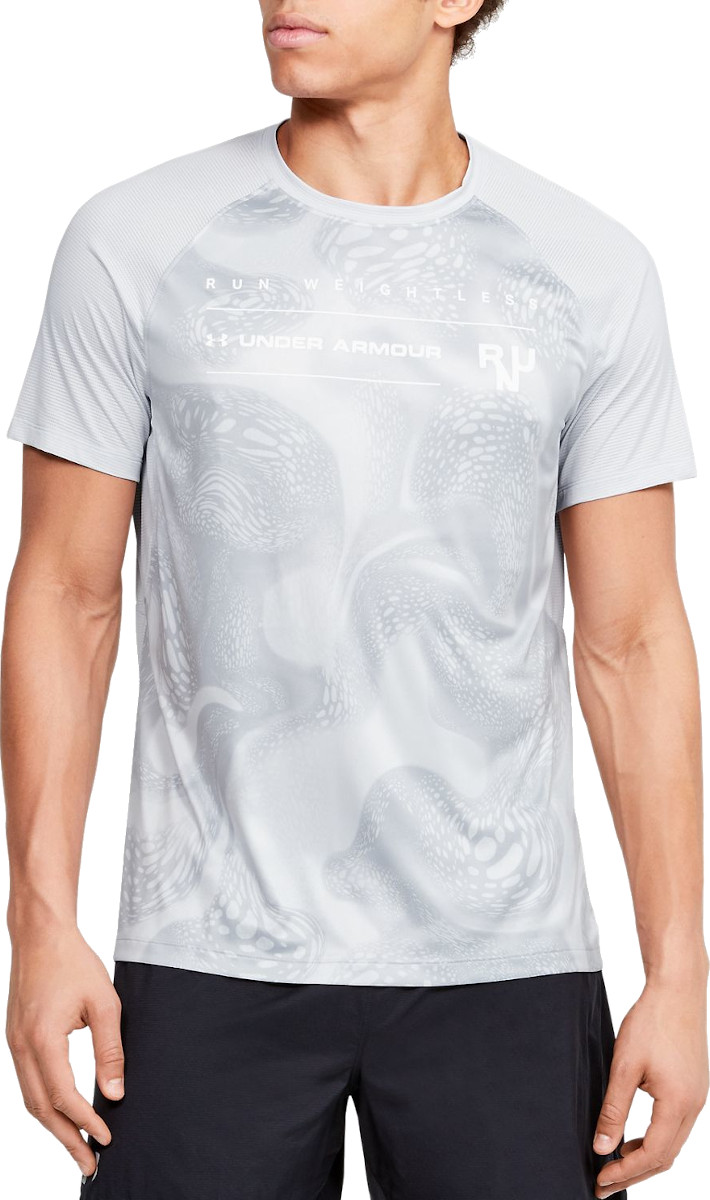 T-Shirt Under Armour M UA Qualifier ISO-CHILL Weightless Shor