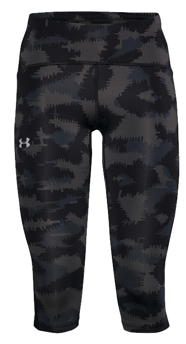3/4 Tights Under Armour W UA Fly Fast Printed Speed Capri
