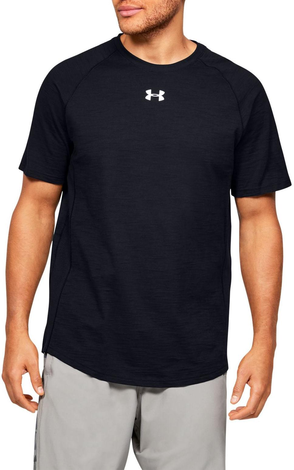 T-Shirt Under Armour UA Charged Cotton SS
