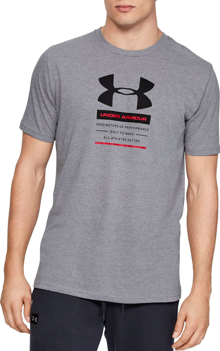 T-Shirt Under Armour UA PERF. ORIGIN CENTER SS