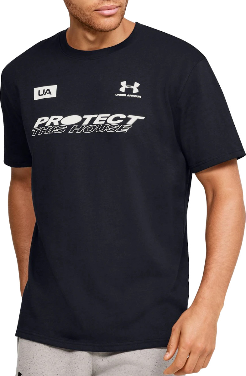 T-Shirt Under Armour UA PTH BACK SS