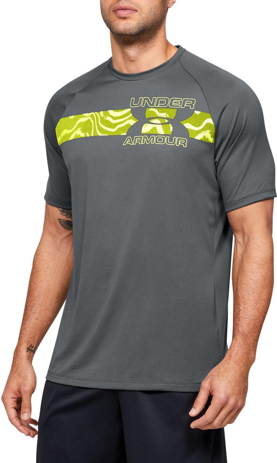 T-Shirt Under Armour UA TECH 2.0 GRAPHIC SS