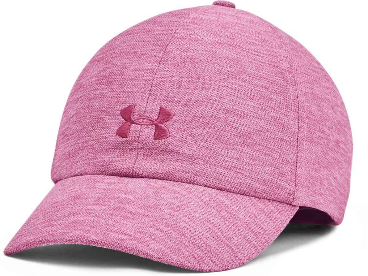 Kappe Under Armour UA Heathered Play Up Cap-PNK