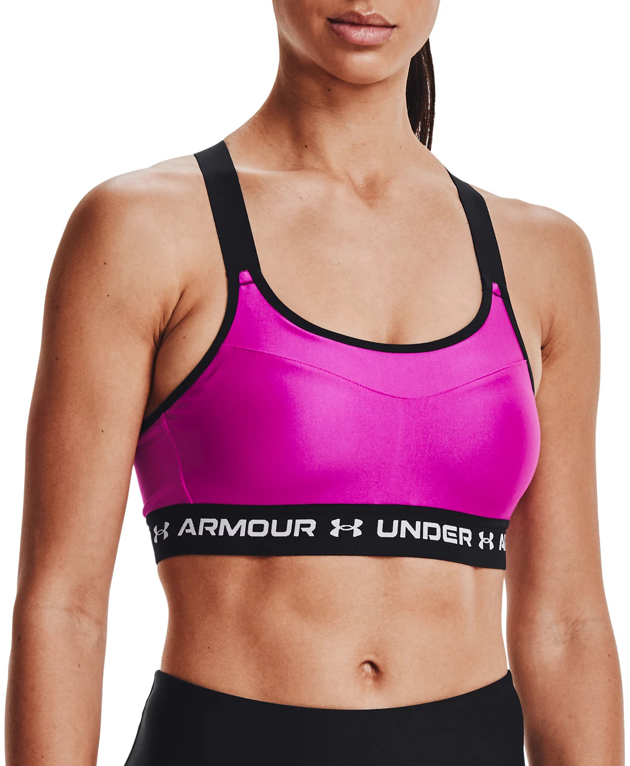 BH Under Armour Armour High Crossback Bra