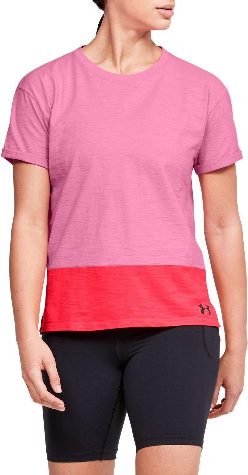T-Shirt Under Armour Under Armour Charged Cotton