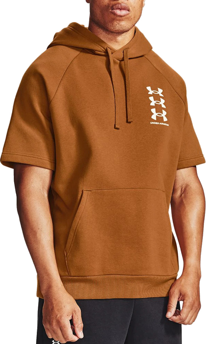 Hoodie Under Armour UA Rival Flc Multilogo SS HD