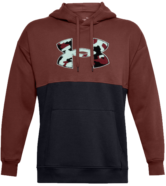 Hoodie Under Armour Under Armour Rival Flc Colorblock