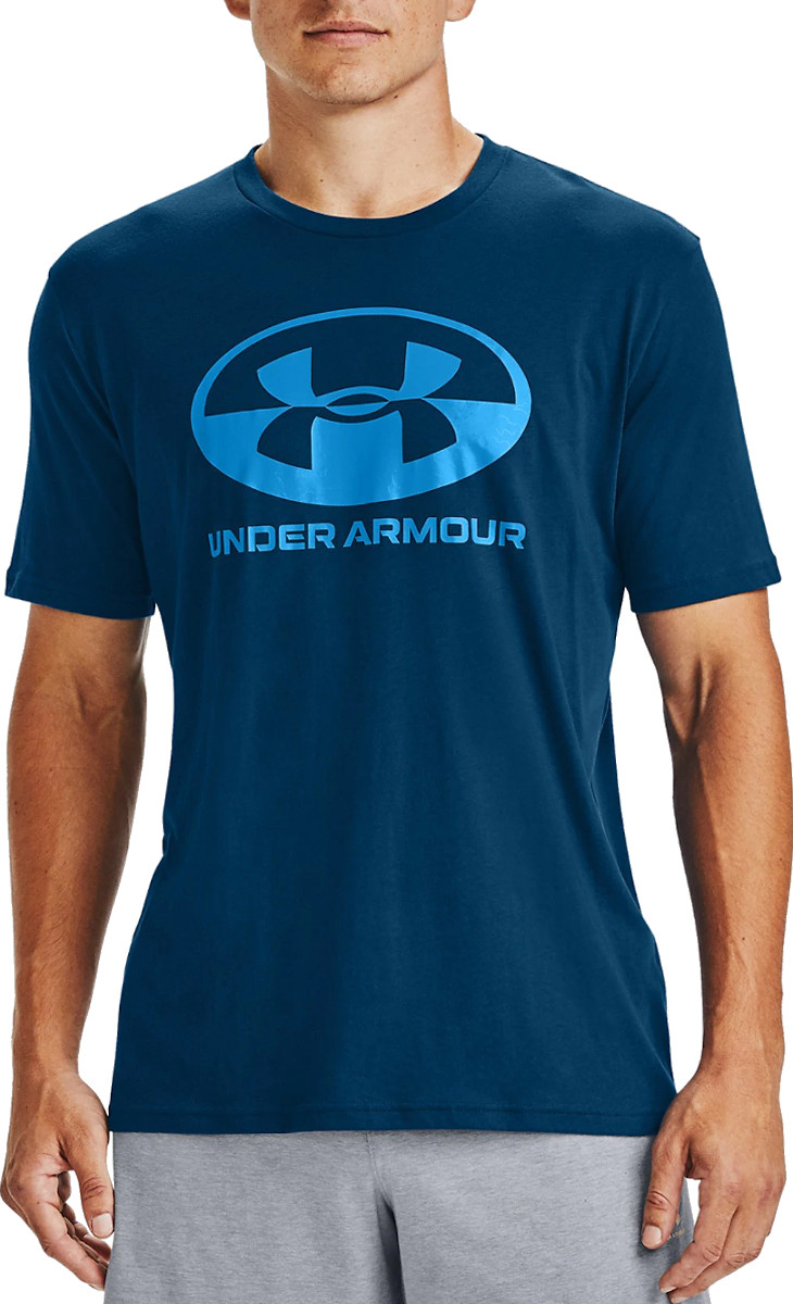 T-Shirt Under Armour UA LOCKER TAG WORDMARK SS