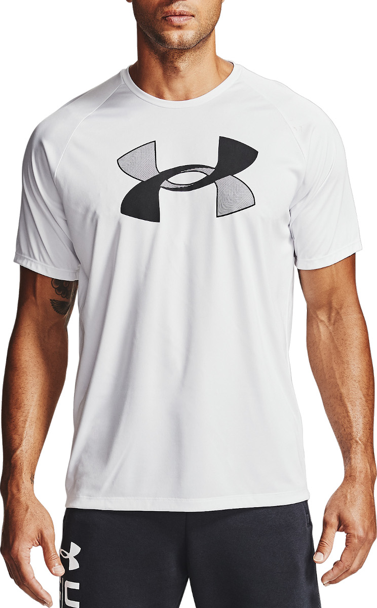T-Shirt Under Armour UA BIG LOGO TECH SS