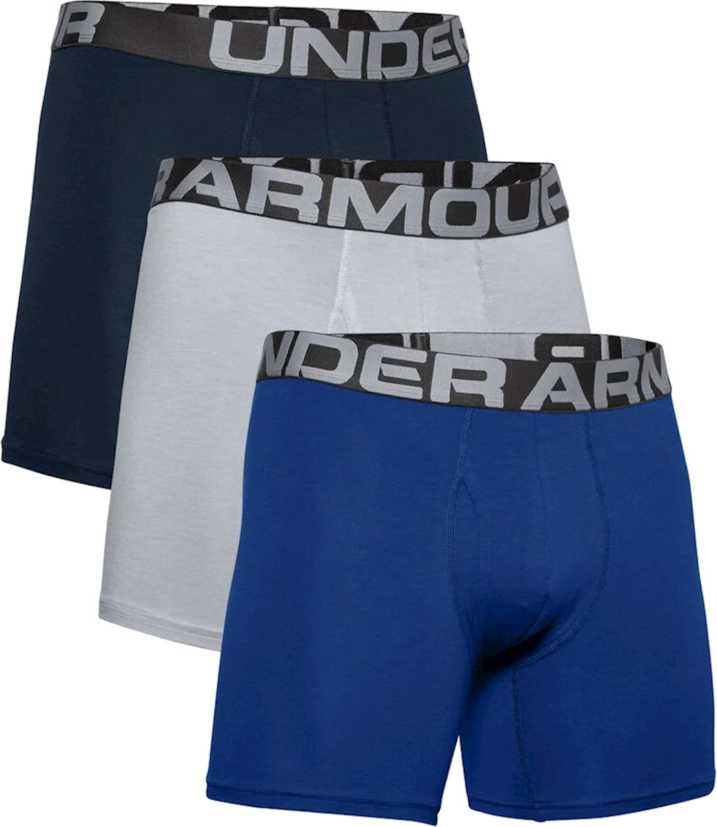Boxershorts Under Armour Charged Boxer 3in 3er Pack